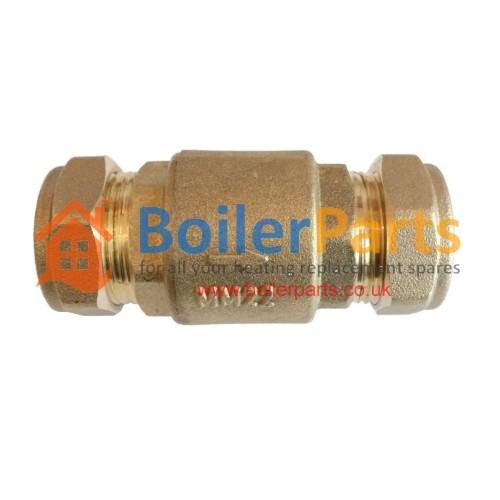 Boiler Check Valve ~ Grant vortex pro internal condensing combi e boiler parts